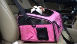 Sac en gros de chat de transporteur de capsule d'espace de crabot de sac de course d'animal familier