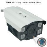 sistema da câmara de segurança da segurança HD Ahd do CMOS da disposição de 40-50m IR