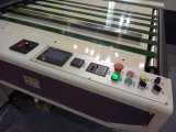 Lamineur thermique semi automatique de papier de film avec le couteau de vol