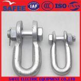 Hot-DIP Gegalvaniseerde Ring van Extention van het Staal (rings monoblock smeedstuk)