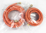 """Mangueira flexível do gás do propano polegada da laranja 1/4 da """", mangueira flexível do gás"""