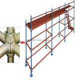 Cuplock vertikaler Standard für Aufbau