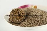 1-3.5mm gelbe Farben-Bentonit-Katze-Sänfte mit der starken Aufhäufung
