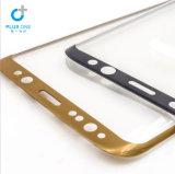 color curvado 3D de la transparencia del protector de la pantalla del teléfono móvil para la galaxia S8 S8plus de Samsung con el buen empaquetado