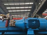 Máquina de dobra hidráulica da linha central do freio 4 da imprensa da chapa de aço