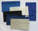 Tissu ignifuge avec du coton 100% pour le vêtement