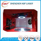 휴대용 보석 100W&200W 반점 YAG Laser 용접 기계