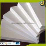 Panneau de mousse de feuille de mousse de matériaux de construction de PVC avec du ce de GV