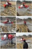 Landwirtschafts-Maschinen-selbstangetriebener 4 Rad-Traktor-Hochkonjunktur-Sprüher für Paddy-Bereich und schlammigen Bauernhof 500L 52HP