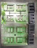 Molde plástico da injeção plástica do projeto de molde