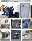 Cer-anerkannter industrieller hydraulischer kippenschmelzender Ofen für kupfernes Aluminiumstahlmetall