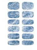 Стикер ногтя переноса воды модной мраморный каменной картины временно