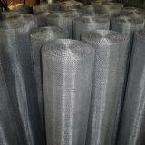 Acoplamiento de alambre holandés llano de acero inoxidable de Veave