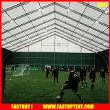 Tente d'écran incurvée par PVC avec l'épreuve de Poof et d'eau de Sun pour le terrain de football