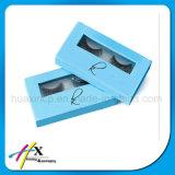Коробка изготовленный на заказ прелестно косметической ресницы бумажная упаковывая