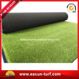 Alfombra falsa al aire libre verde natural de la hierba de la decoración del jardín