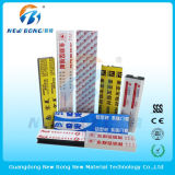 Aluminium ou films protecteurs utilisés de PVC de PE d'acier inoxydable de feuillard