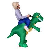 Езда дракона Hallowmas раздувная нося на Costume для горячей оптовой продажи