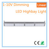 1-10V Dimmable 200W LED 선형 Highbay 빛