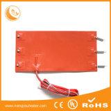Silikon-flexible Gummiheizelement-Wärmematt-Auflage 530X240mm 300W 240V