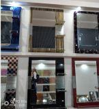 Espelho de vidro de prata para a decoração, vestindo-se com boa qualidade e projeto moderno