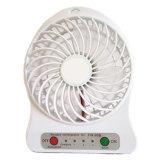 De draagbare Navulbare Ventilator van de Batterij van de Lucht van de Ventilator van de Ventilator van de Zak van het Bureau van de Ventilator Mini Handbediende Koelere