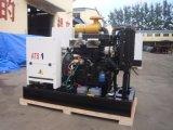 Lichtgewicht Open Diesel 10kw/13kVA Generator Met geringe geluidssterkte met de Tank van de Brandstof van de Bodem ATS en 48hours