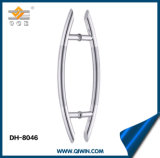 Qualitäts-Edelstahl 304 Glas-Büro-Griff
