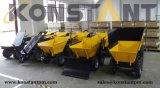 Mini carretilla del descargador/de rueda/mini carro con la capacidad 250
