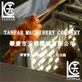 Yakitori BBQ機械を回す自動ガス
