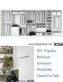 De Populaire Kast van de Garderobe van het Meubilair van de Slaapkamer DIY voor Verkoop