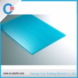 Feuille facile de Sun de cavité de polycarbonate d'installation