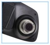 doppia macchina fotografica dell'automobile dell'obiettivo 1080P con una visualizzazione da 5 pollici