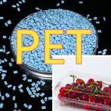 Los gránulos de plástico PET mezcla madre