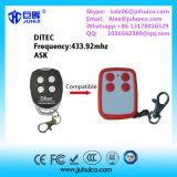 Da porta universal da porta de Aprimatic de controle remoto compatível com código do rolamento 433.92MHz