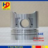 Pistón al por mayor S4e (34417-04100) para los recambios del motor del excavador