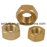 DIN 934 Brass Hex Nuts