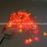 rouge blanc chaud RVB de lumière de chaîne de caractères de 10m 100 DEL pour la décoration de maison de mariage
