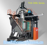 Máquina de molde do sopro de Tva-500L-III para barreira oca plástica Large-Sized