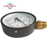 Calibrador de presión mencionado de la UL