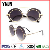 Новизны логоса конструкции Ynjn солнечные очки новой изготовленный на заказ смешные Unisex