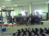 Rainboots de plástico que hace la máquina