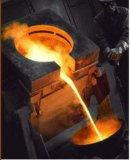 aquecimento de aço da prata do ouro 50kw com a indução que derrete Furnance