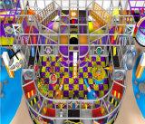 Campo de jogos interno dos miúdos temáticos do espaço do divertimento do elogio para a venda
