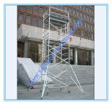 Le ce sûr a réussi la tour en aluminium d'échafaudage pour la décoration