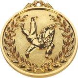 주문 최신 인기 상품 금에 의하여 도금되는 메달, 경쟁 메달