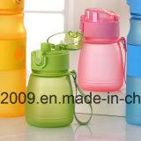 специальная бутылка воды спорта бутылки воды конструкции 580ml широко используемая пластичная розовая