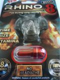 8000 Nashorn 8 Pillen des Platin-männliche sexuelle Leistungs-Vergrößerer-30