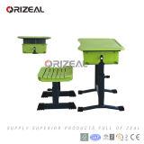 Mobiliário de sala de aula da escola primária para estudantes Mesa e cadeira