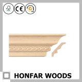 molde moldando implorado da coroa de 15*100mm madeira antiga